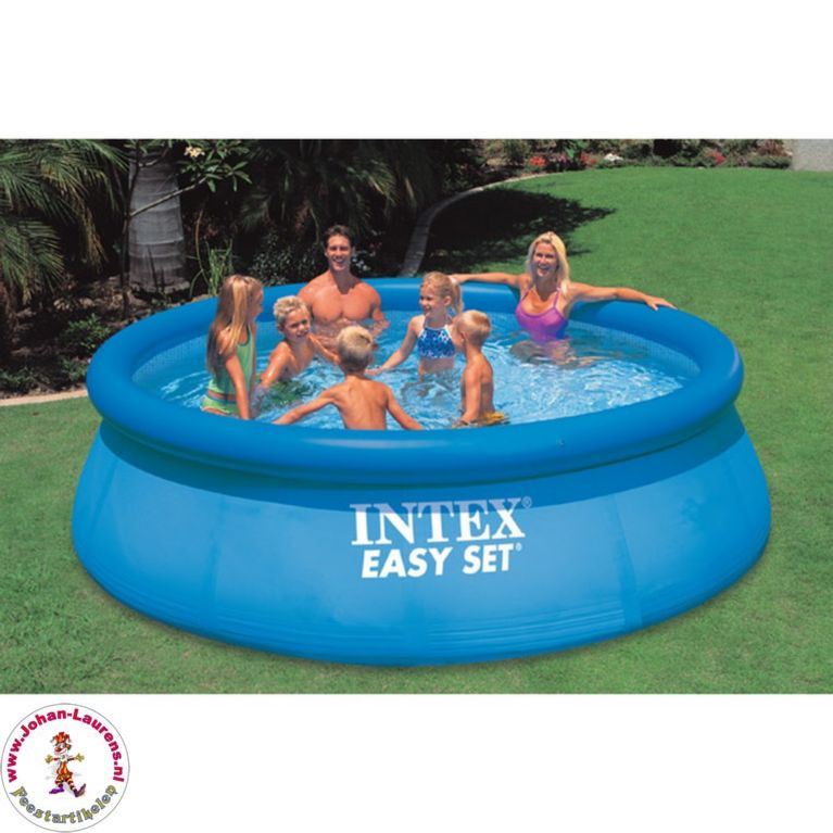 intex easy set pool 13 feet x 33 inch without pump