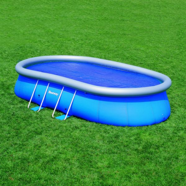 Solarcover Oval For Pool 20 X 12 Ft 610 X 366 Cm